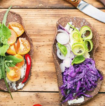 alimenti per vegani